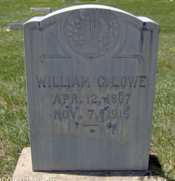 William Galloway Lowe