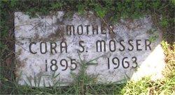 Cora <i>Skiles</i> Mosser