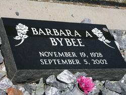 Barbara A. Bybee