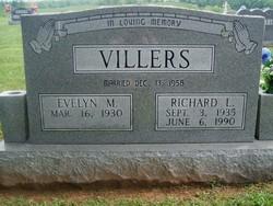 Evelyn Marie <i>Louk</i> Villers