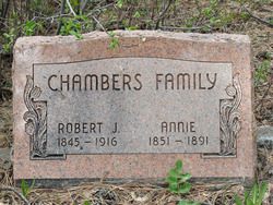 Annie <i>McKinney</i> Chambers