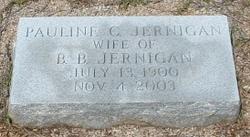Pauline C. <i>Coleman</i> Jernigan