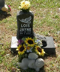 Lois Jayne <i>Atchley</i> Dyer