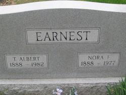 T Albert Earnest