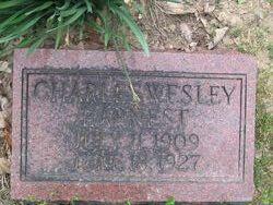 Charles Wesley Earnest