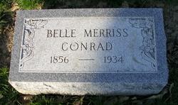 Flora Belle <i>Merriss</i> Conrad