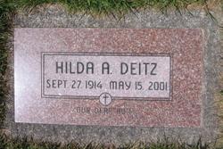 Hilda A. Deitz