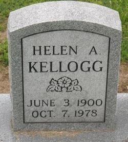 Helen A Kellogg