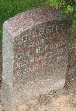Gilbert N Fonda