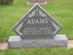 Maxine S. <i>Rice</i> Adams