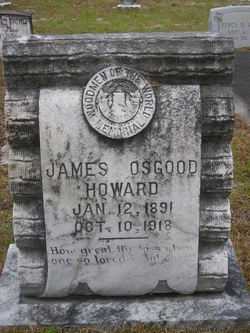 James Osgood Howard