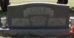 Lou Dora Emmaline <i>Jones</i> Cole