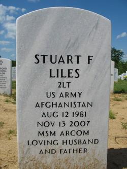Lieut Stuart F. Liles