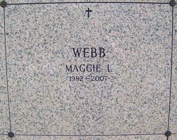 Maggie Laine Webb