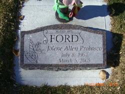 Jolene Allen <i>Probasco</i> Ford