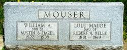 Julia Maude Lulu Mouser