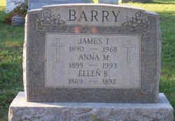 Anna Marie <i>Burke</i> Barry