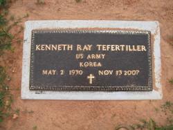Dr Kenneth Ray Tefertiller