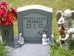 Makayla Nacole Dearmon