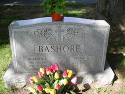 Myra K <i>Bucher</i> Bashore