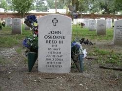 John Osborne Reed, III