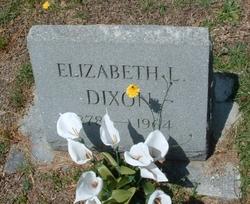 Elizabeth L. Dixon