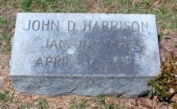 John Douglass Harrison