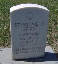 Sterling Meinderd Bray