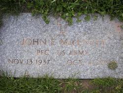 John E MacEntee