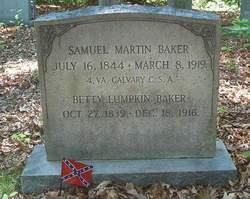 Samuel Martin Baker, Jr