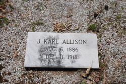 J Karl Allison