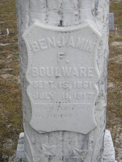 Benjamen F Boulware