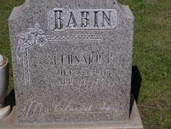 Leonard Phillip Babin