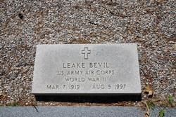 Leake Bevil