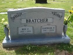 Gertrude Pauline <i>Hufford</i> Bratcher