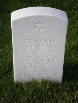 Edward Pessen