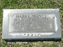 Harry Monty