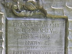 Pvt Franklin Adams