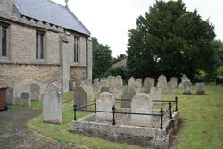 St Botolph Helpston Churchyard