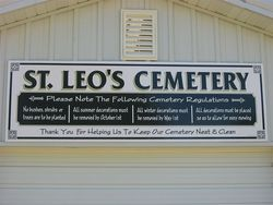 Saint Leos Cemetery