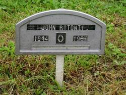 John Michael Bitonti, Sr