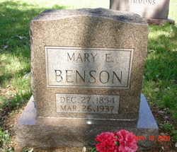 Mary E. Benson