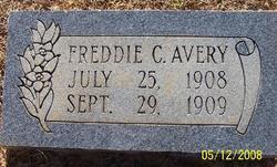 Freddie C Avery