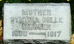 Cynthia Belzona <i>Bolin</i> Mouser