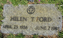 Helen Theresa <i>Smoshna</i> Ford