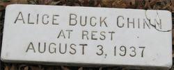 Alice Buck Chinn
