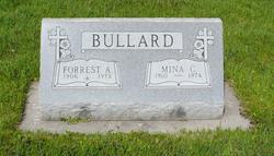 Wilhelmina Mina C. <i>Stein</i> Bullard