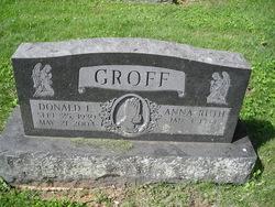 Donald E Groff