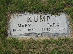 Mary Catherine <i>Lineburg</i> Kump