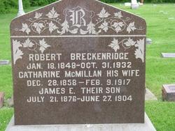 James E. Breckenridge